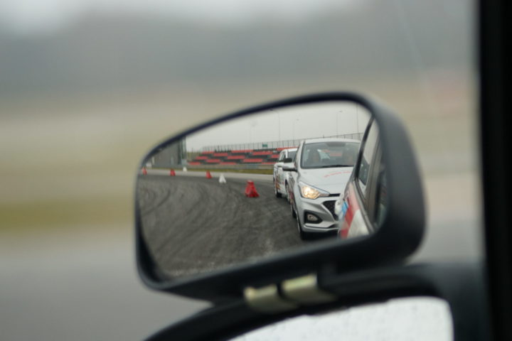 Szkolenie z bezpiecznej jazdy – Nasi trenerzy oraz kursanci –  wizyta w ODTJ Jastrząb !!!